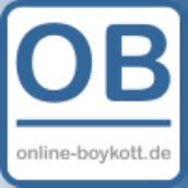 Online Boykott Logo