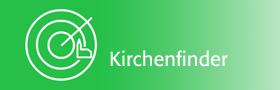 Kirchenfinder Liste Verzeichnis Kirchen Deutschland Logo