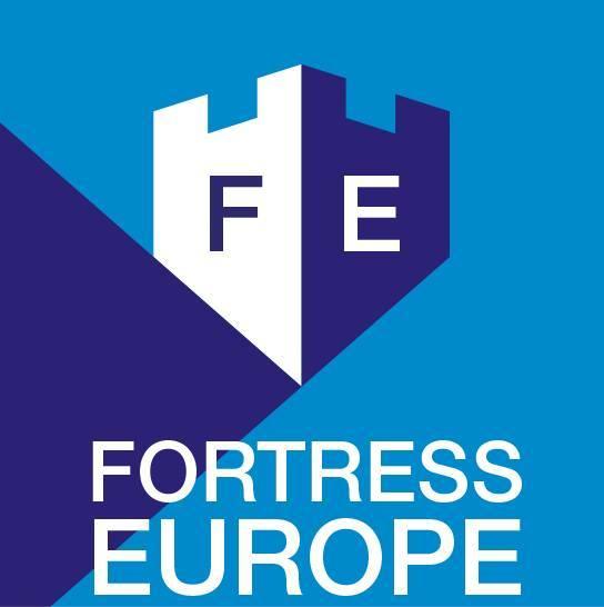 Festung Europa Fortress Europe Logo