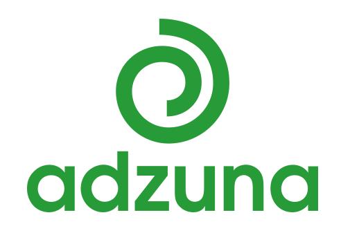 Adzuna Logo Stellenanzeigen Stellenangebote Traumjobs Stellenportal Jobbörse