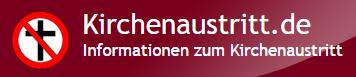 Kirchenaustritt Informationen Infos Logo