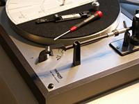 Reparatur Plattenspieler thorens rega linn dual technics