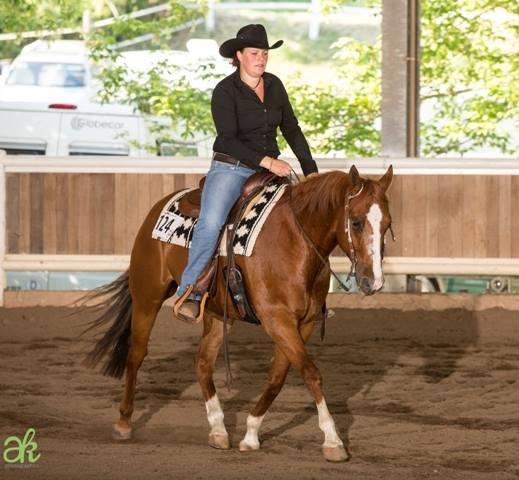 Senior Ranch Riding Hessenmeisterschaft 2016