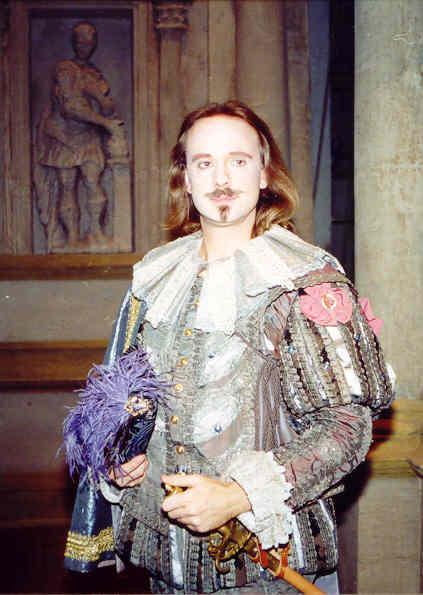 Don Ottavio - Opera Giocosa  Savona 1996