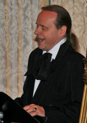 Filippo Pina Castiglioni - Tenor