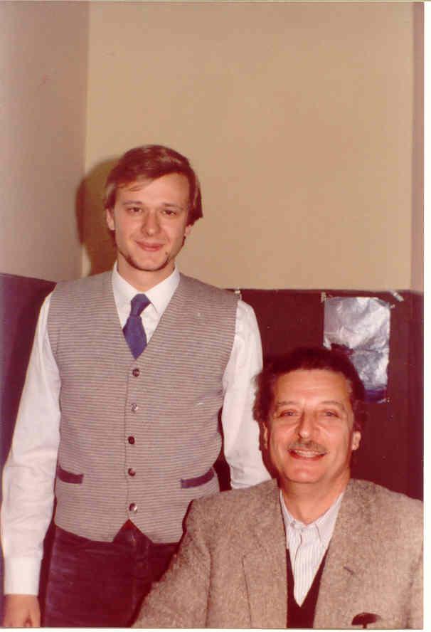 """1982, io """"bimbo"""" alle prime lezioni con Alfredo Kraus"""