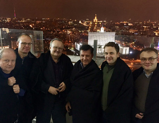 Moscow ISO Brand Valuation Working Group Members