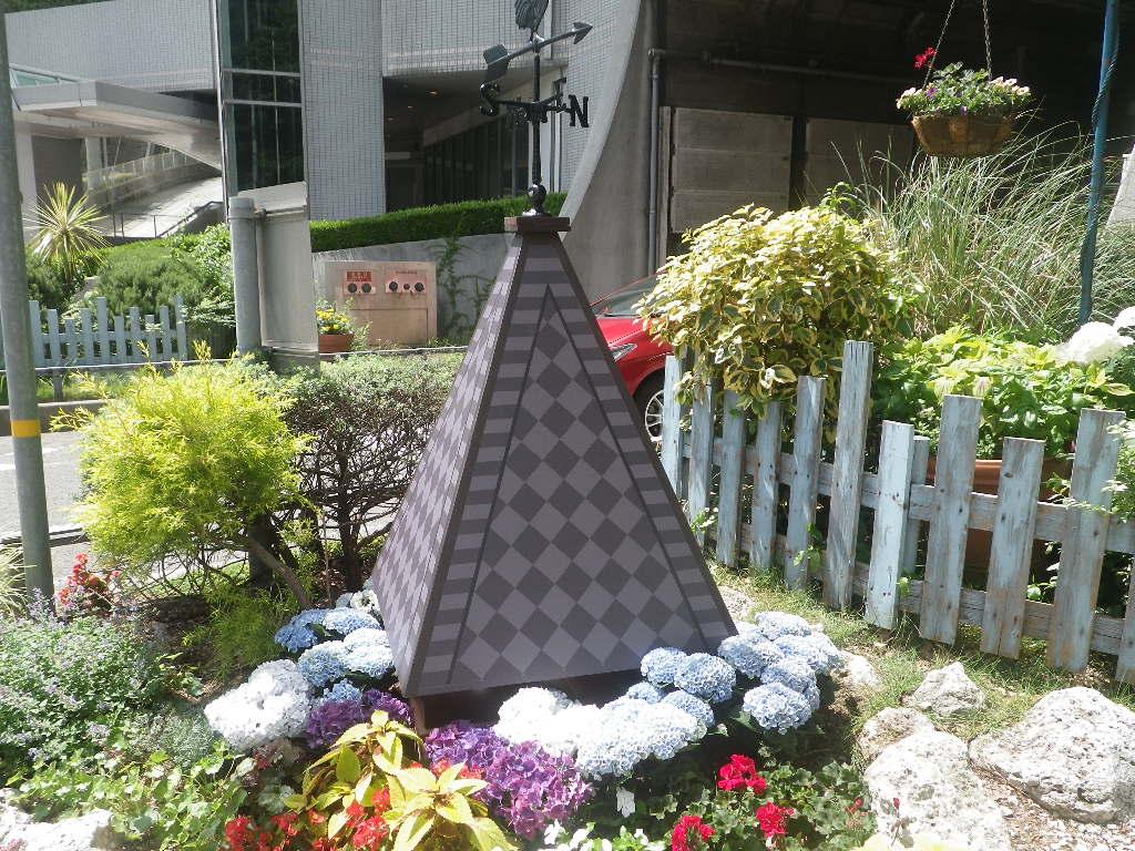 神戸風見鶏 オブジェ