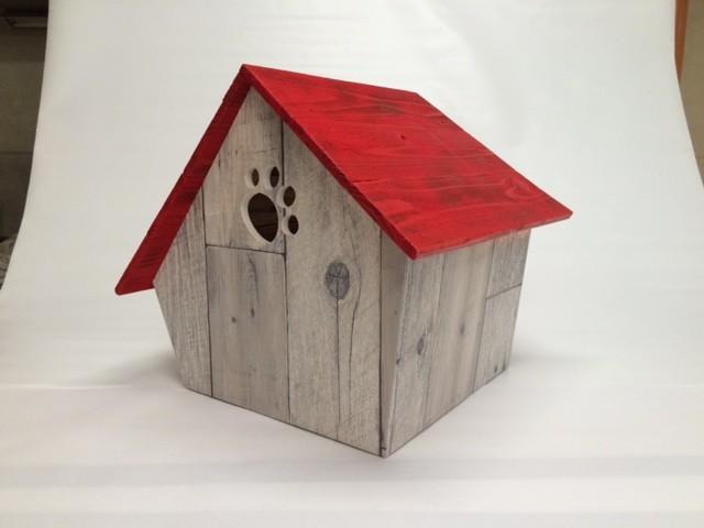素敵な猫ハウス