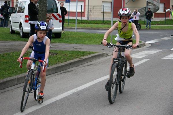 Louis en vélo