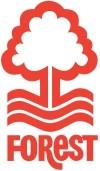 Das Logo von Nottingham Forest