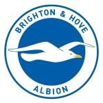 Das Vereinswappen von Brighton & Hove Albion