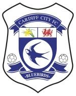 Das Logo von Cardiff City