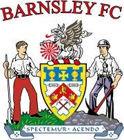 Das Wappen des Barnsley Football Club