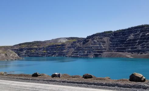 Belvédère de la Mine BC_Thetford Mines