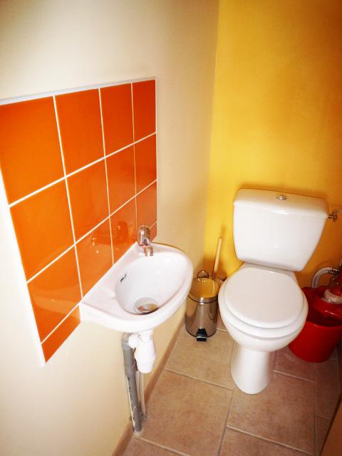 WC 1 - Erdgeschoss