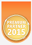 Logo ImmoScout Premium Partner 2015