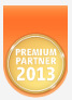 Logo ImmoScout Premium Partner 2013