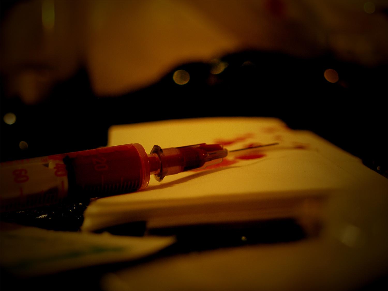 Blutspendewerkzeug II.