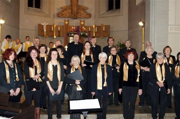 Adventskonzert 2012 - Gemischter Chor