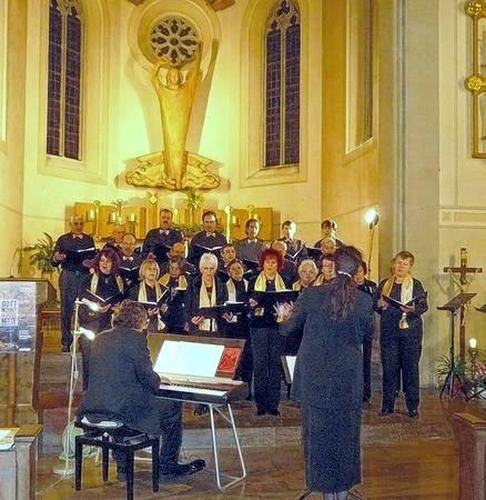 Gemischter Chor - Adventskonzert 2008