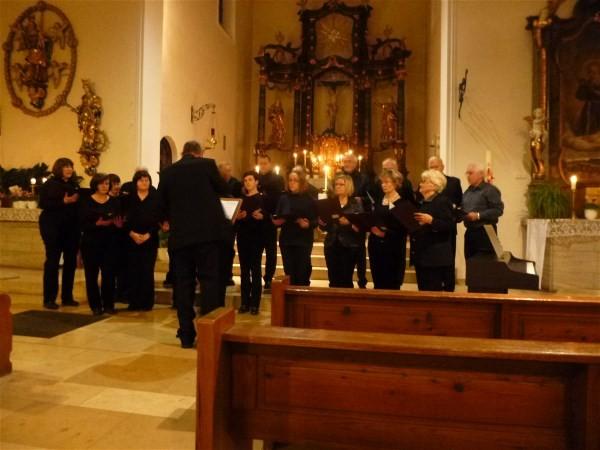 Gemischter Chor Irmelshausen