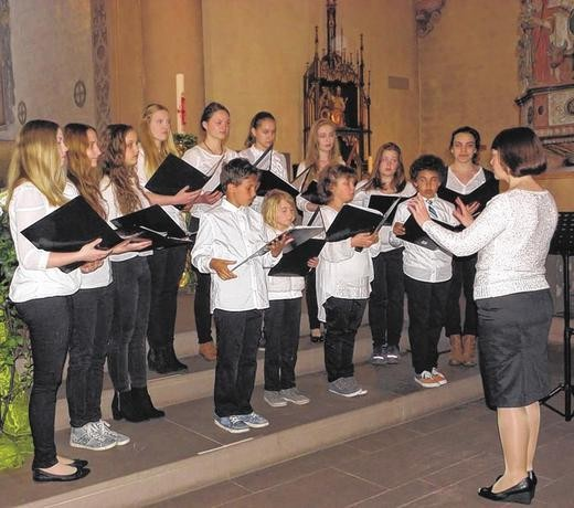 Muttertagskonzert - Stadtpfarrkirche St. Georg - 10. Mai 2015