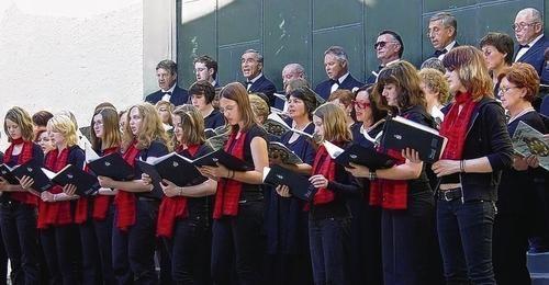 Sängerkreisjubiläum in Sömmersdorf - 2008