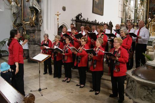 Tag des Chorliedes in Volkach - 2013  ** Leitung: Christina Trapp-Schaefer