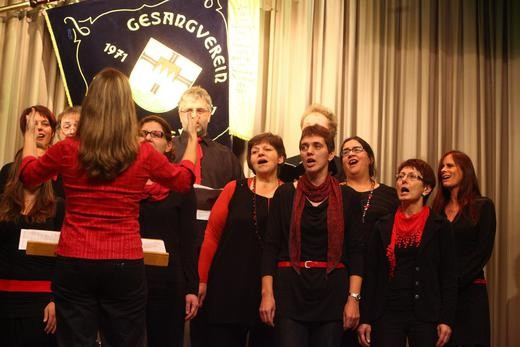 Bandan Singers 2012 - Leitung Petra Schwarz
