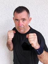 Willy LECOMPERE, président TCKM 31, ceinture noire 2°,instructeur chef, DIF 2015