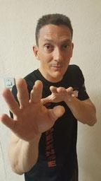 Ludovic ZANARDO Ceinture noire 1° degré  Instructeur.