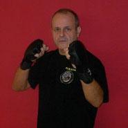 Christian directeur technique adjoint (DTA) zone Guyane