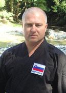 Peter Čušin (SLOVENIE) Arts matiaux goshin jutsu