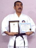 Victor walter hupaya (PEROU) Arts police methode