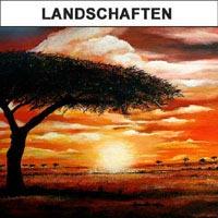 Landschaftsgemälde, Landschaftsmalerei