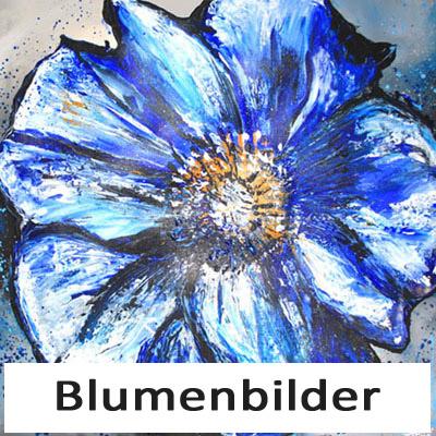 Leinwandbilder Blumen kaufen - Blumenbilder auf Leinwand