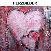 Herzbilder - Herz Gemälde