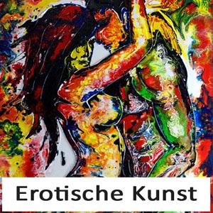 Erotik Bilder kaufen - handgemalte Erotische Gemälde