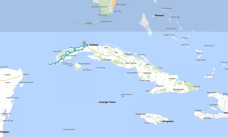Kuba - Übersicht