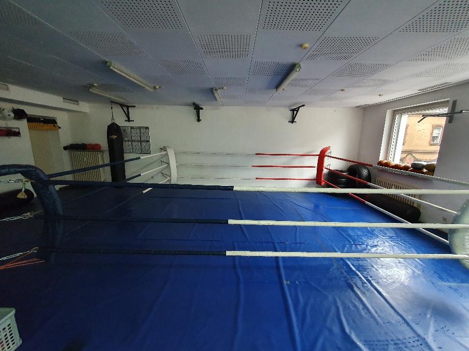Trainingsring für Wettkampfsvorbereitung