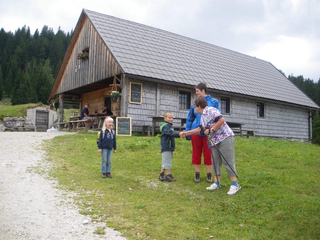 Feldwiesalm Halterhütte