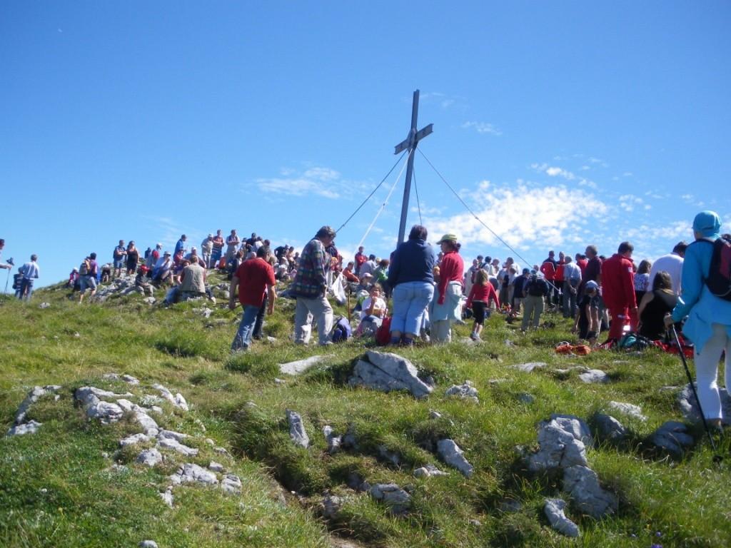Ötscher Gipfelmesse 1. Sonntag im August