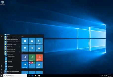Windows 10-Einführung