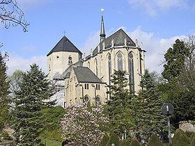 Cathédrale de Mönchengladbach