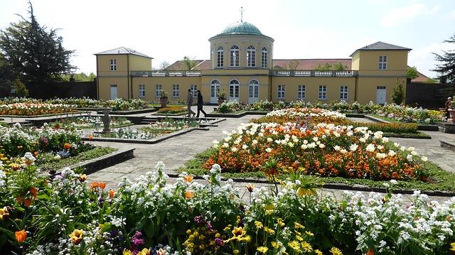 Berggarten in Herrenhausen Hannover