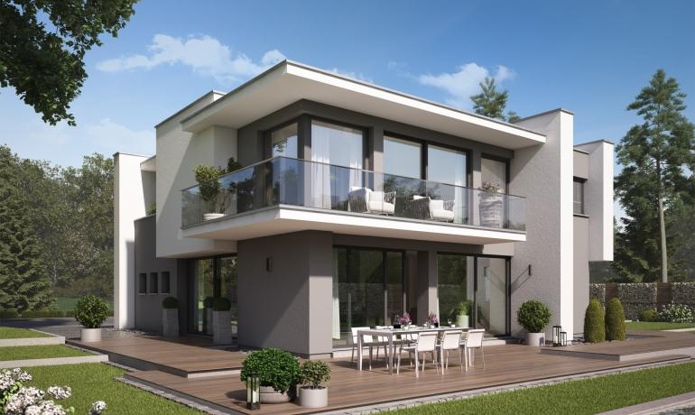 Kubushaus 210 m²