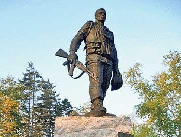Памятник Воину Интернационалисту
