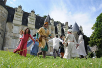 Danse au château de Bénéhar
