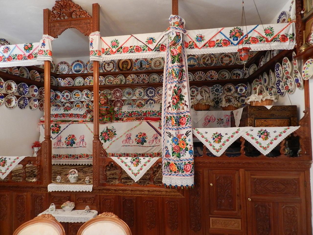 La casa tradizionale karpathiana di Diafani